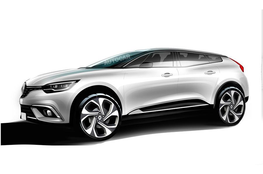 Renault plots new SUV-coupé | Autocar