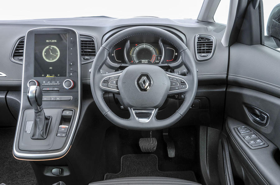 2016 Renault Grand Scenic 1 6 Dci 130 Dynamique S Nav