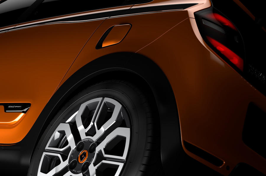 Renault Twingo GT teaser