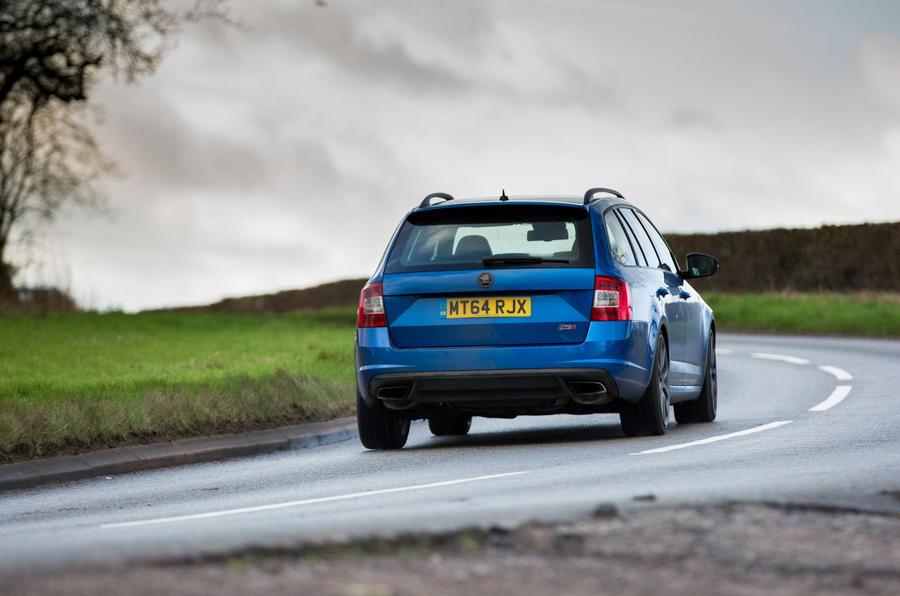 2016 skoda octavia vrsrevo technik review | autocar