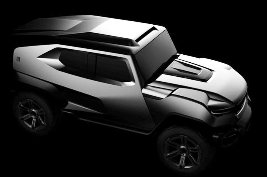 2017 Rezvani SUV