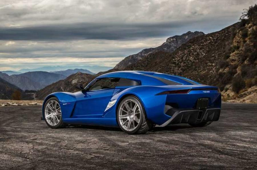 rezvani beast alpha revealed as 500bhp two seater autocar. Black Bedroom Furniture Sets. Home Design Ideas