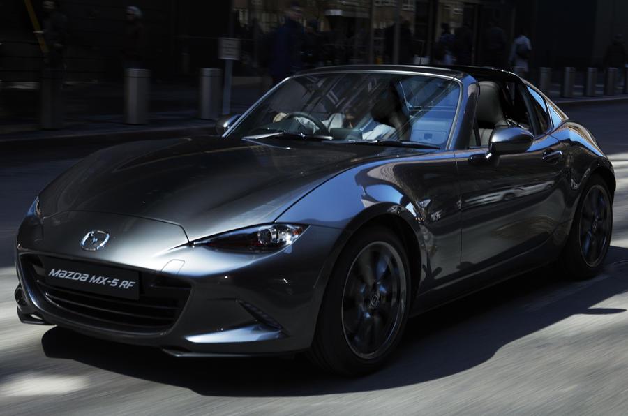 Nice Mazda MX 5 RF Prices And Specs Revealed ...