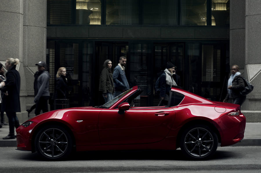 Mx 5 Rf Price >> Mazda Mx 5 Rf Prices And Specs Revealed Autocar