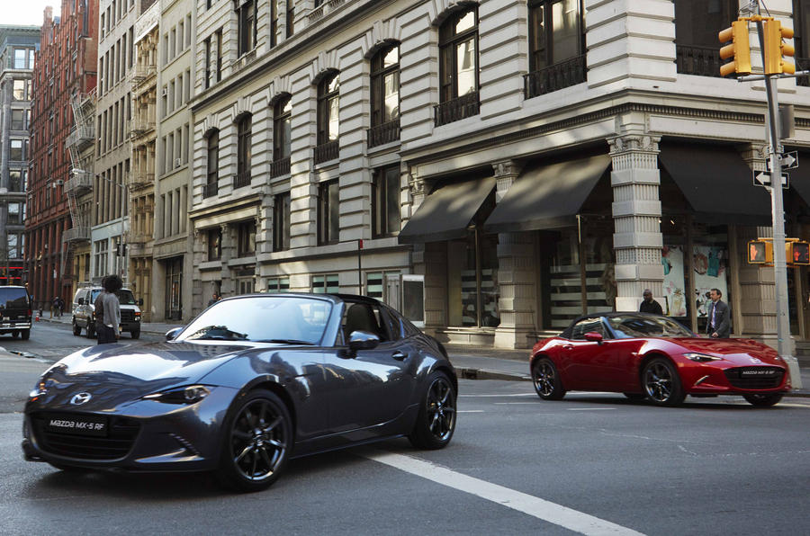 Mazda Mx 5 Rf Prices And Specs Revealed Autocar