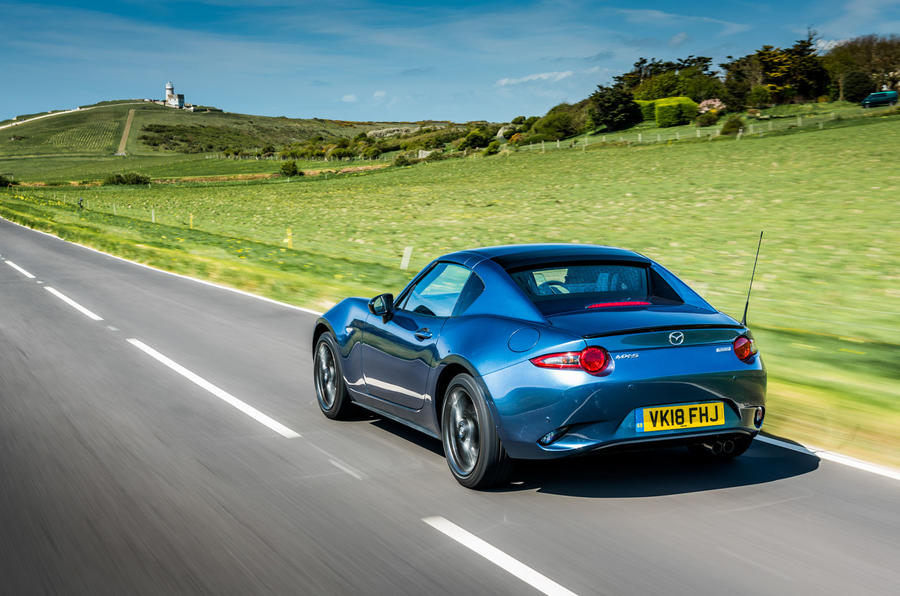 Mazda MX-5 RF Sport Black special edition revealed