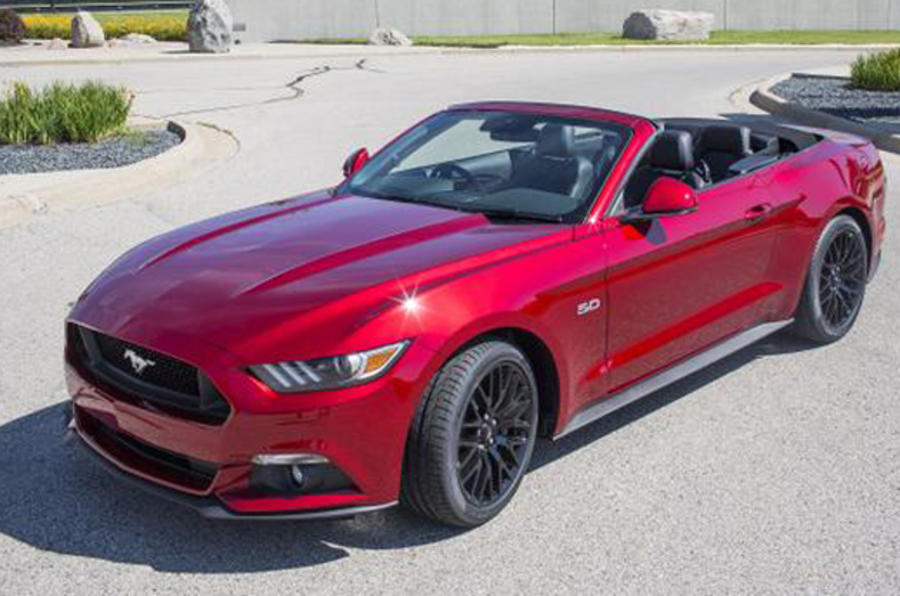 2015 Ford Mustang Right Hand Drive Picture Prices Specs And