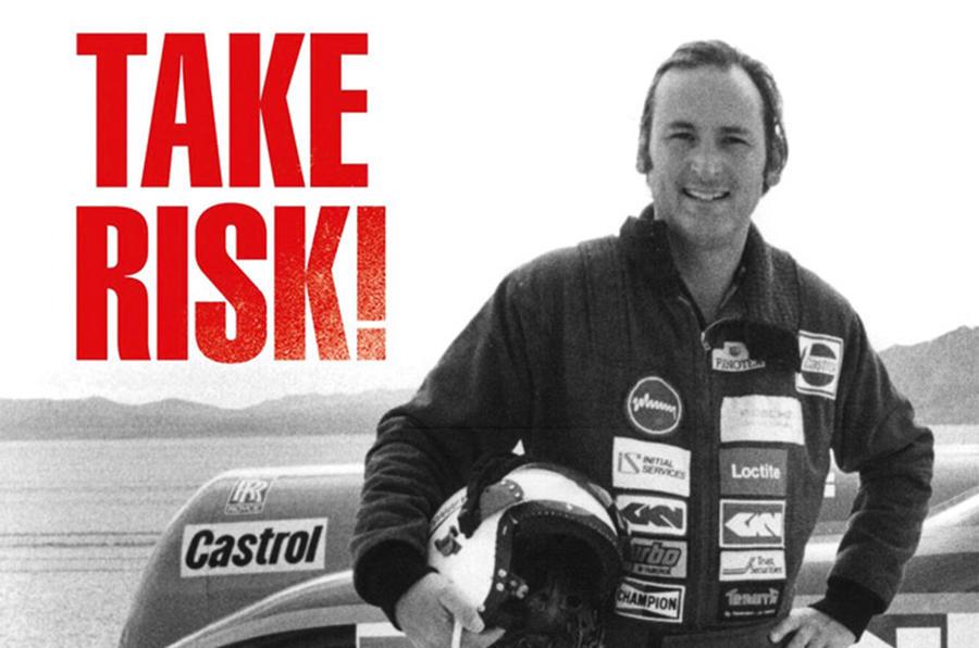 Richard Noble - Take Risk!