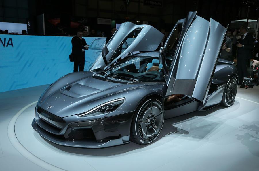 Volkswagen reportedly in talks to sell Bugatti to Croatia's Rimac