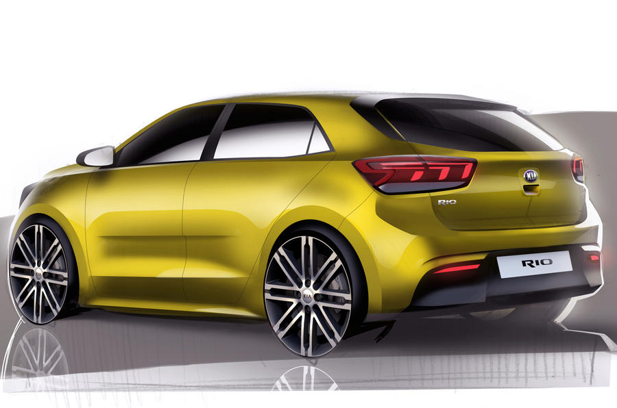 New Kia Rio To Be Five Door Only Autocar
