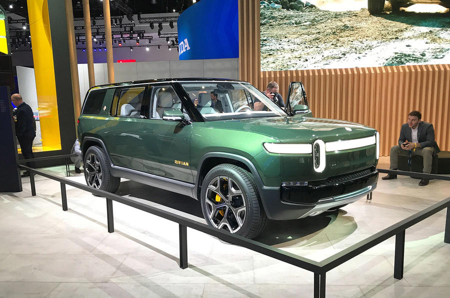 Rivian R1S official LA reveal