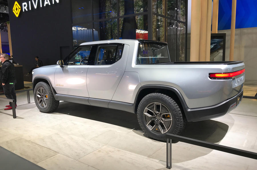 Rivian R1T official LA reveal