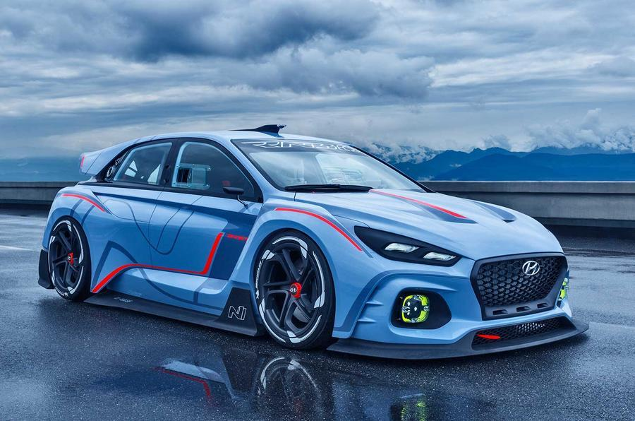 Second Hyundai N performance model due in 2018 | Autocar