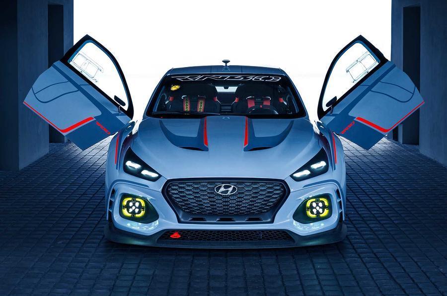 Hyundai i30N Revealed - Its First True Performance Car