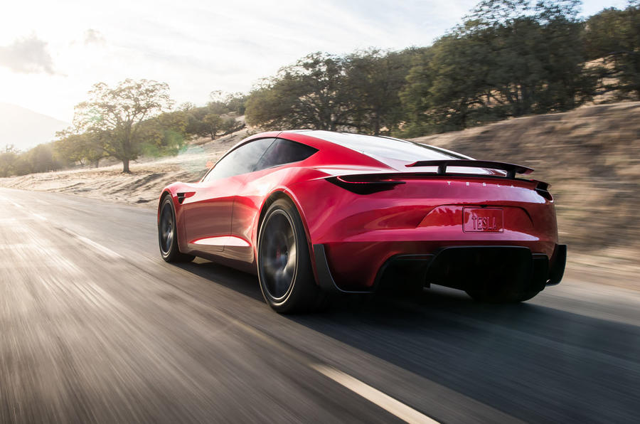 Tesla roadster price 2020