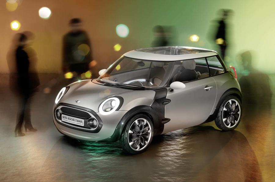 Mini Rocketman reveal - 2011