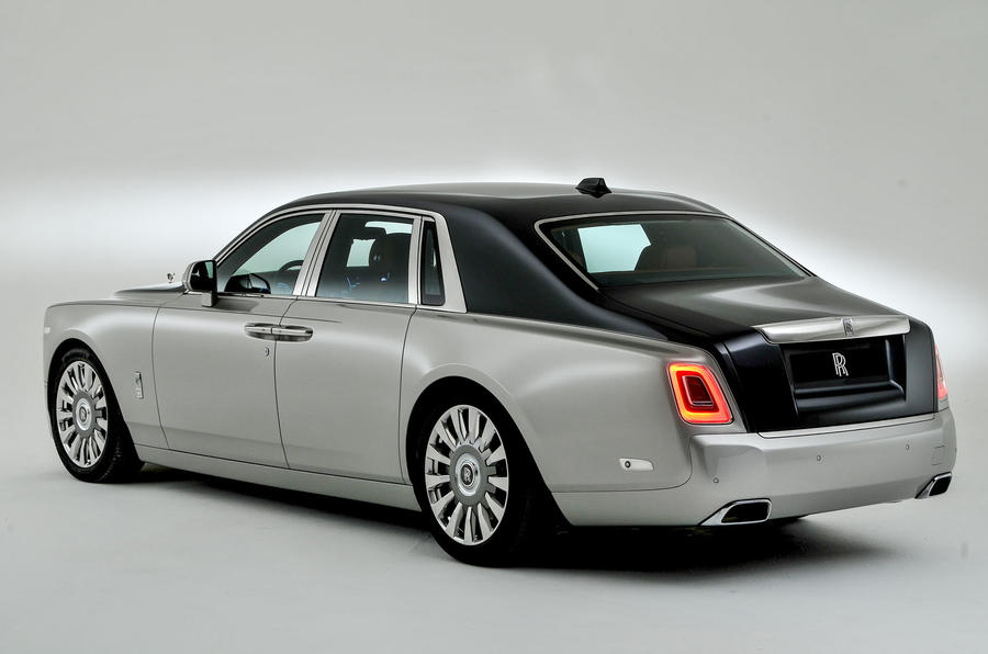 2018 Rolls Royce Phantom Viii Revealed As Flagship Model