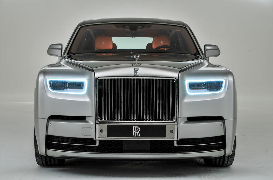 why the new rolls royce phantom matters autocar. Black Bedroom Furniture Sets. Home Design Ideas