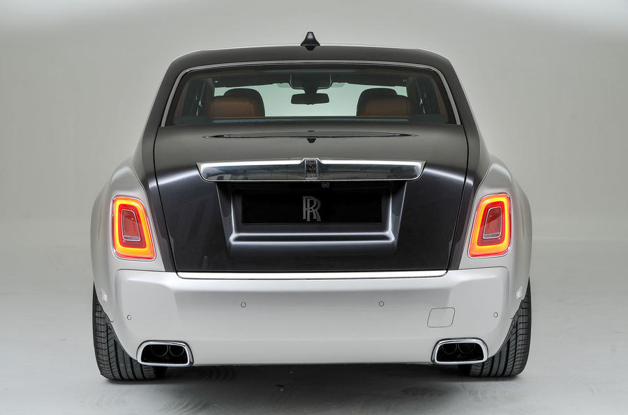 Rolls-Royce Phantom revealed as eighth-generation luxury flagship