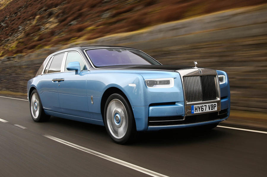 Rolls Royce Phantom 2018 Uk Review Autocar