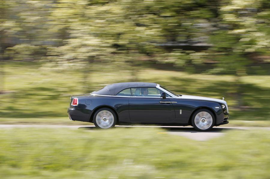 563bhp Rolls-Royce Dawn