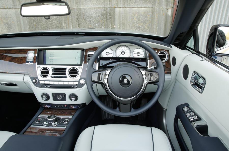 2016 Rolls Royce Dawn Review Review Autocar