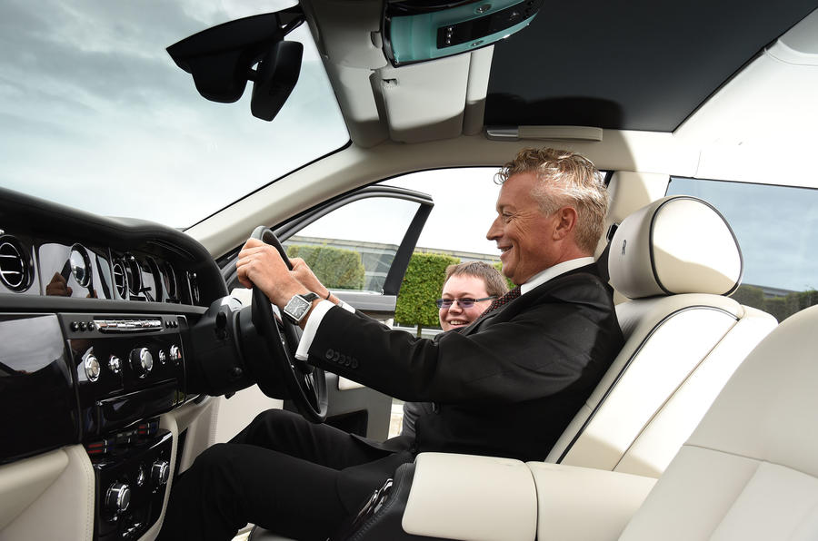 how to become a professional chauffeur