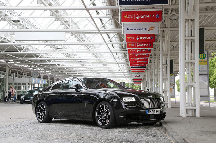 Rolls Royce Wraith Black Badge Epic Road Trip To Romania Autocar