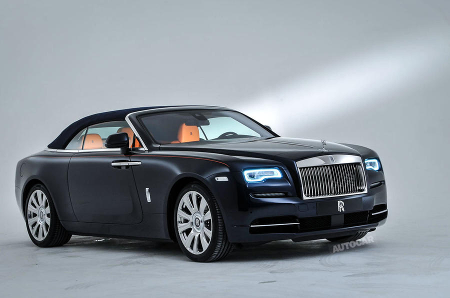 2016 rolls royce dawn revealed exclusive studio pictures autocar. Black Bedroom Furniture Sets. Home Design Ideas
