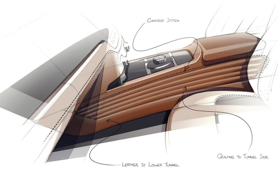 Rolls-Royce Dawn Silver Bullet 2020 - interior