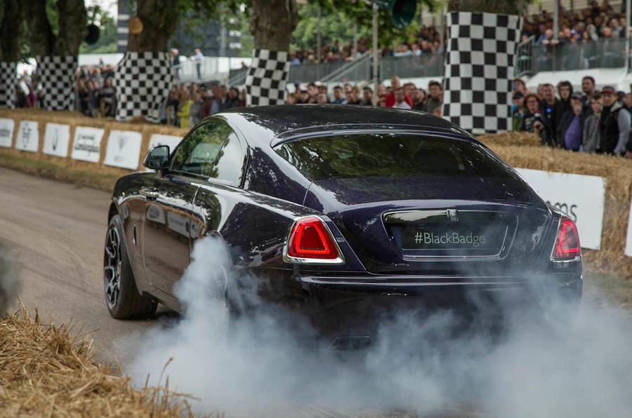 Rolls-Royce electric