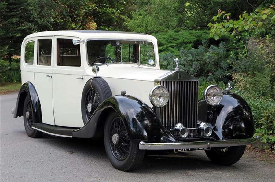 Rolls Royce pre-1940