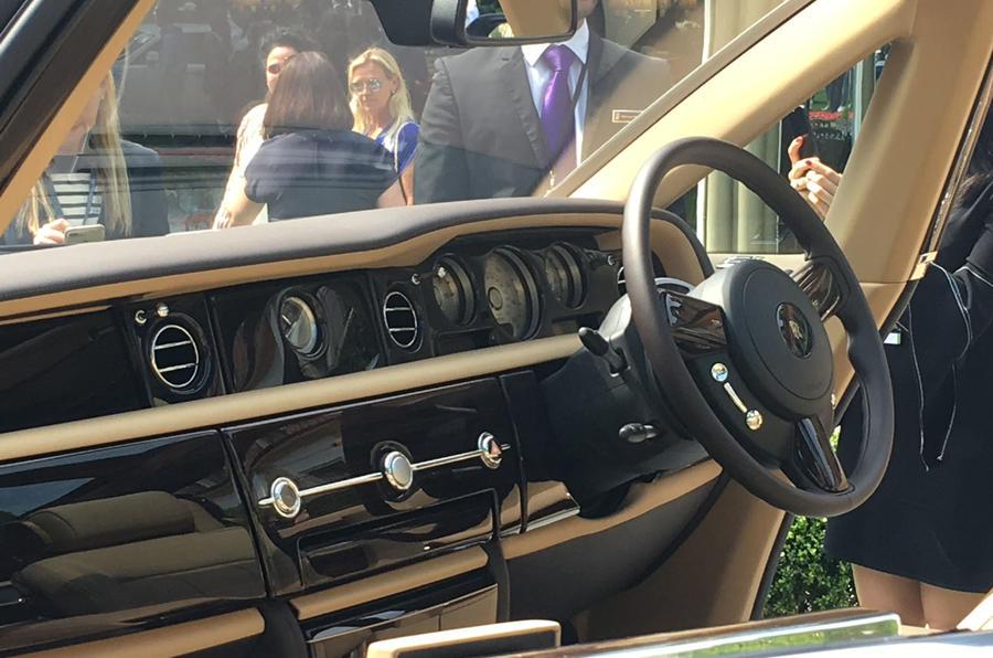 rolls royce bespoke sweptail takes to goodwood hillclimb autocar. Black Bedroom Furniture Sets. Home Design Ideas