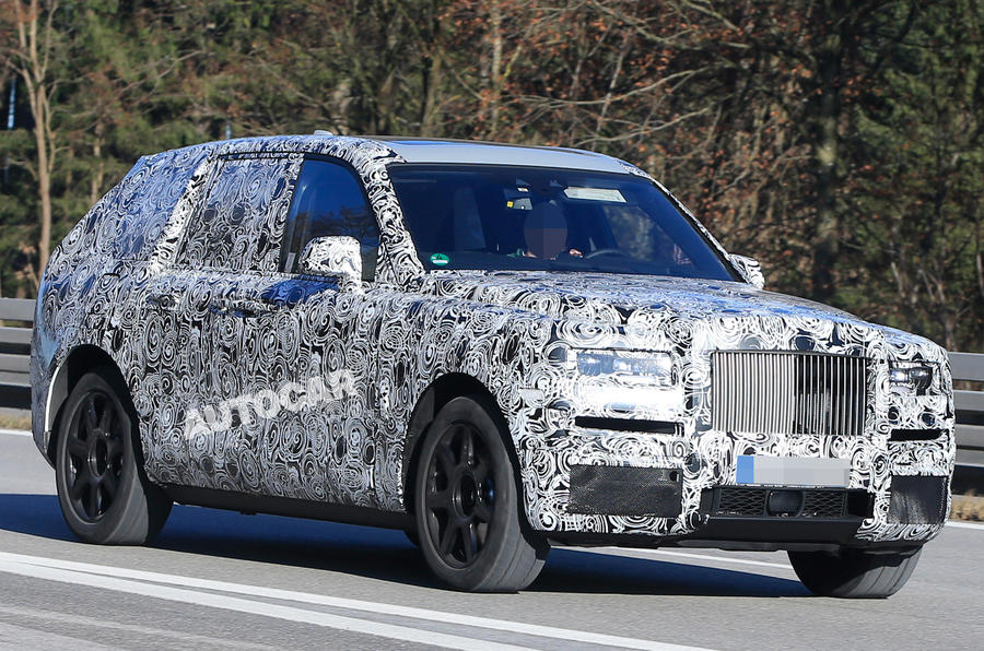 ... system and rival the Bentley Bentayga when it goes on sale in 2018