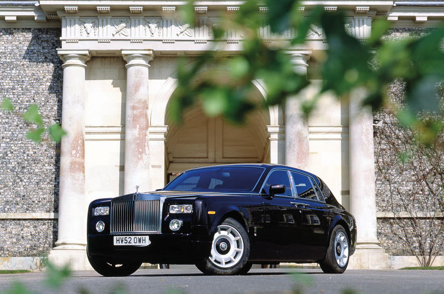 Used Car Buying Guide Rolls Royce Phantom Autocar