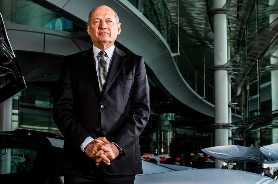 Ron Dennis to step down as McLaren chairman and CEO?