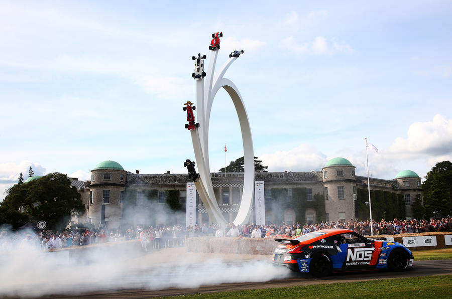 Festival Of Speed >> Goodwood Festival Of Speed 2017 Complete Coverage Autocar