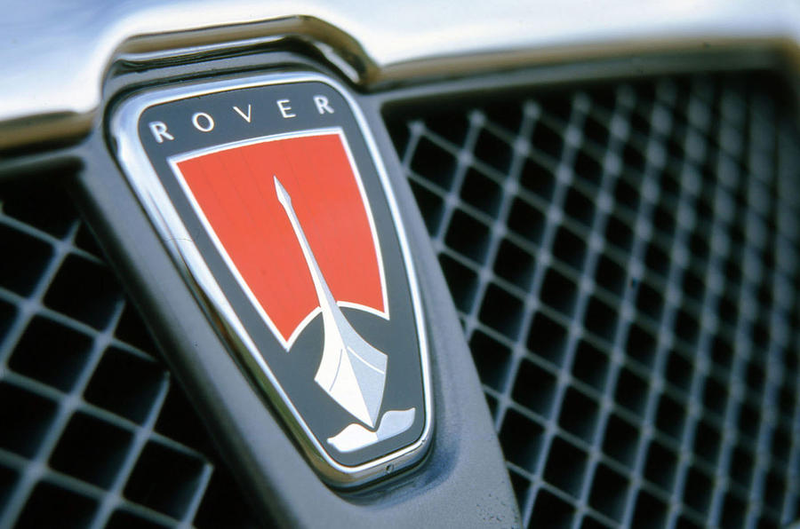 Rover badge