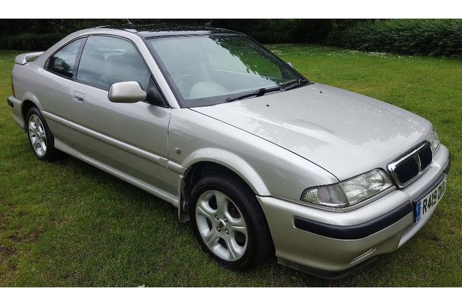 Rover Coupé VVC