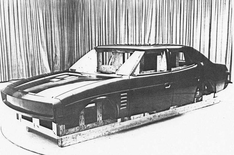 Rover designs 1960s