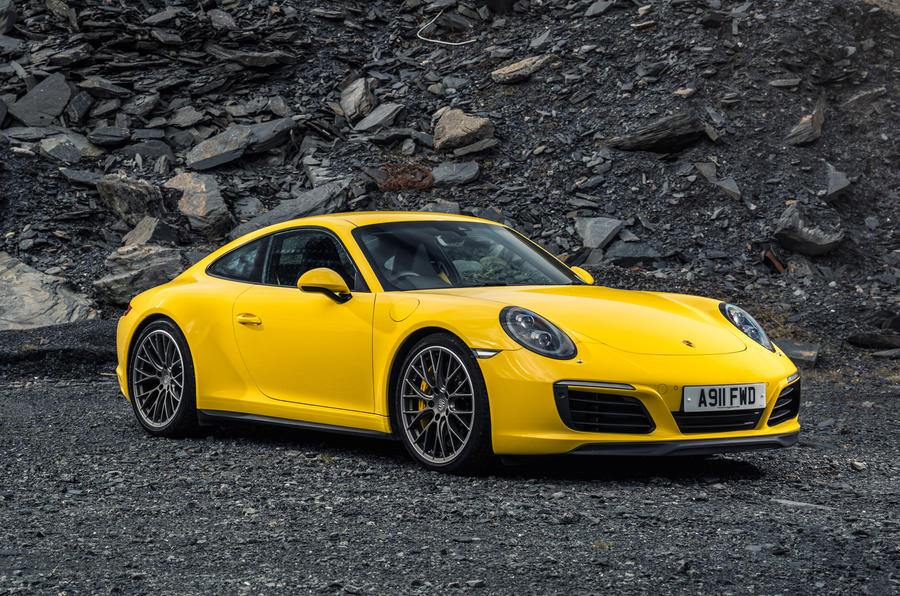 2016 Porsche 911 Carrera 4s Review Review Autocar