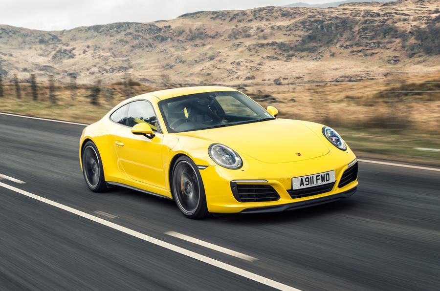 Porsche 911 carrera 4s reviews