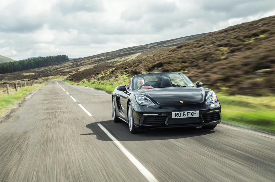 £41,739 Porsche 718 Boxster