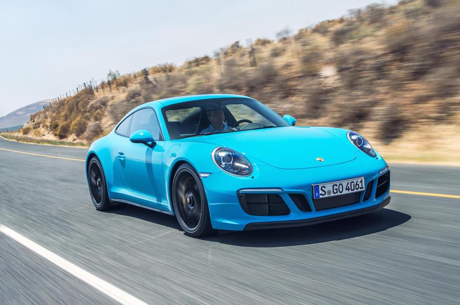 Porsche 911 2017 review