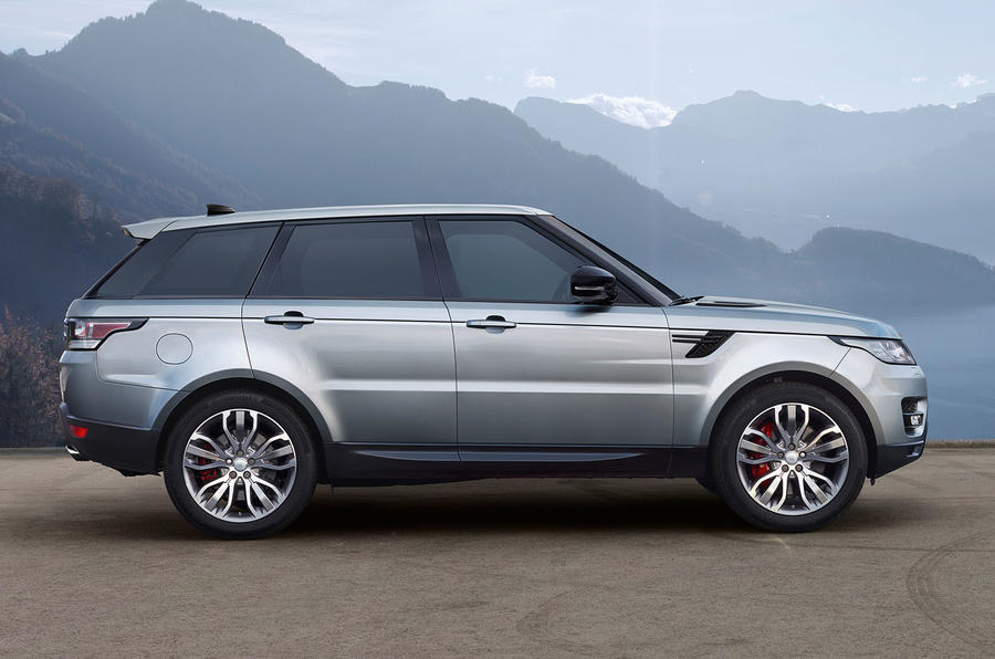 2017 Range Rover Sport gets new engines and technology