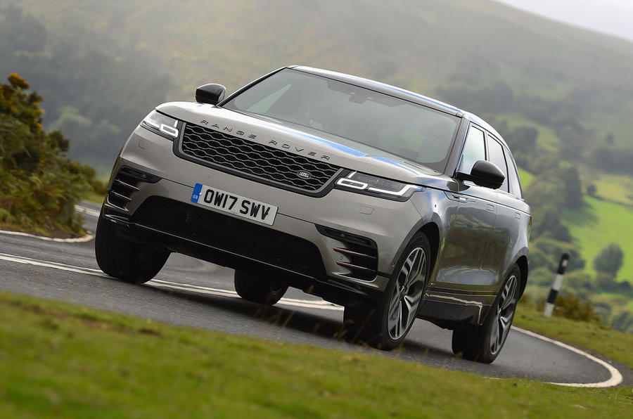 Range Rover Velar First Edition P380