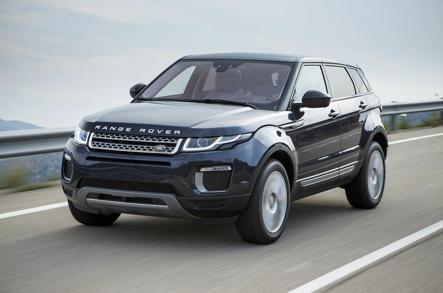 2016 range rover evoque ed4 2wd review review autocar. Black Bedroom Furniture Sets. Home Design Ideas