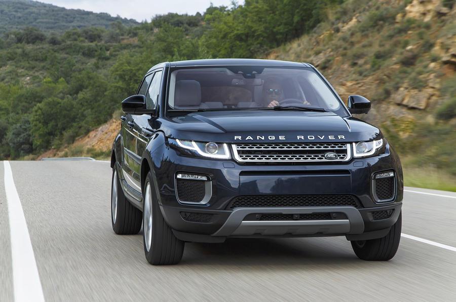 2016 range rover evoque ed4 2wd review autocar rh autocar co uk land rover evoque manual or automatic range rover evoque manual o automatico