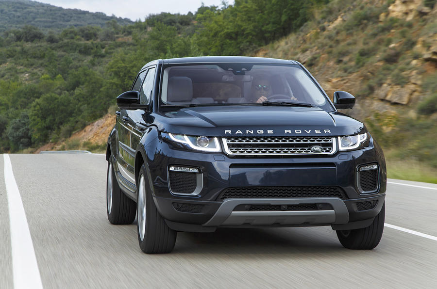 2016 range rover evoque ed4 2wd review autocar. Black Bedroom Furniture Sets. Home Design Ideas