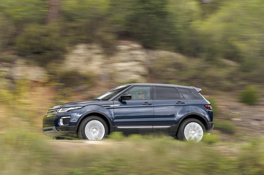 £30,200 Range Rover Evoque
